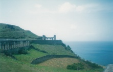 Fort with a spectacular view